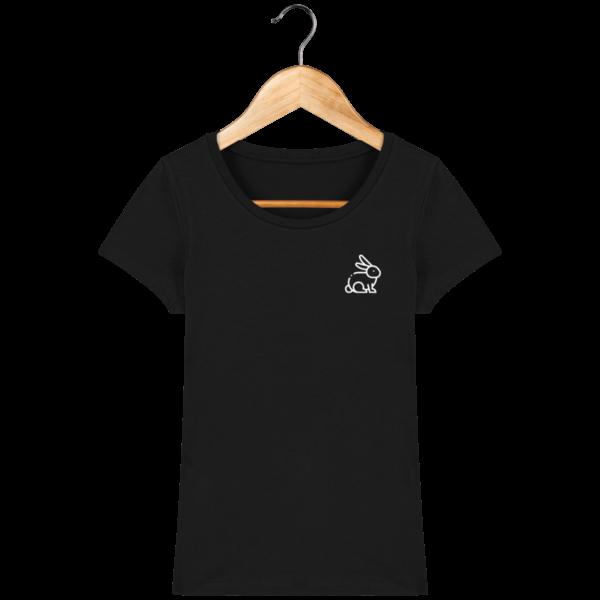 t-shirt-lapin-femme_black_face