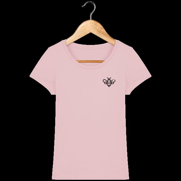 t-shirt-abeille-femme_cotton-pink_face
