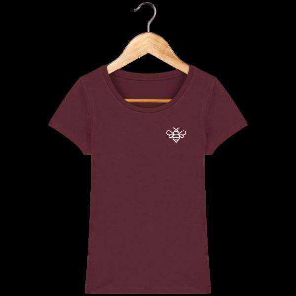 t-shirt-abeille-femme_burgundy_face