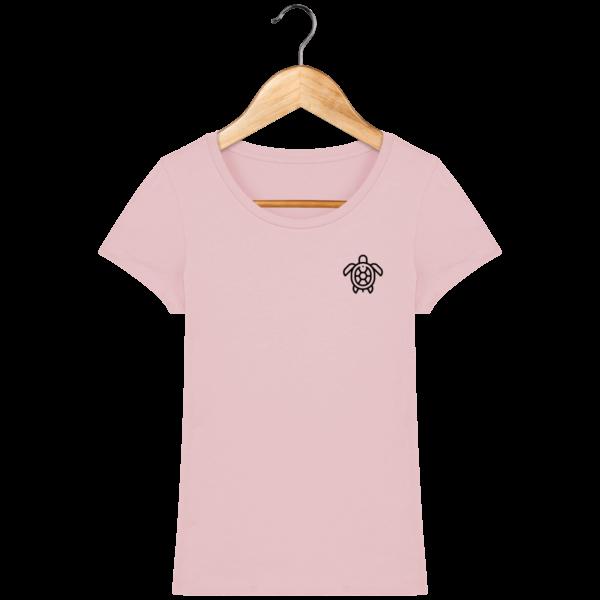 t-shirt-tortue-femme_cotton-pink_face
