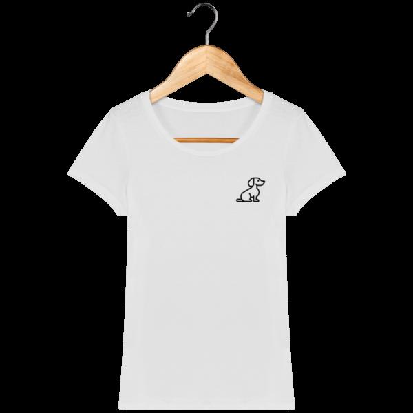 t-shirt-chien-femme_white_face