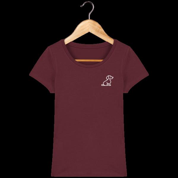 t-shirt-chien-femme_burgundy_face