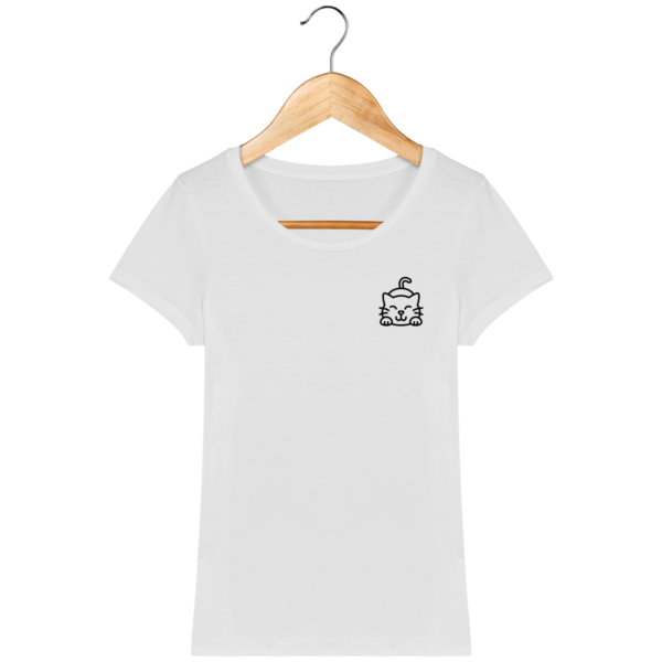 t-shirt-chat-femme_white_face