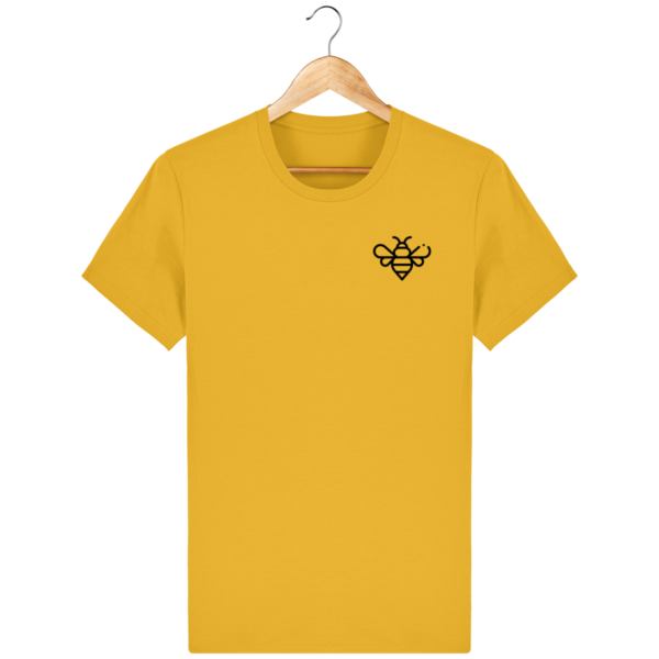 t-shirt-abeille-homme_spectra-yellow_face