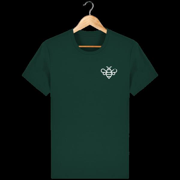 t-shirt-abeille-homme_glazed-green_face