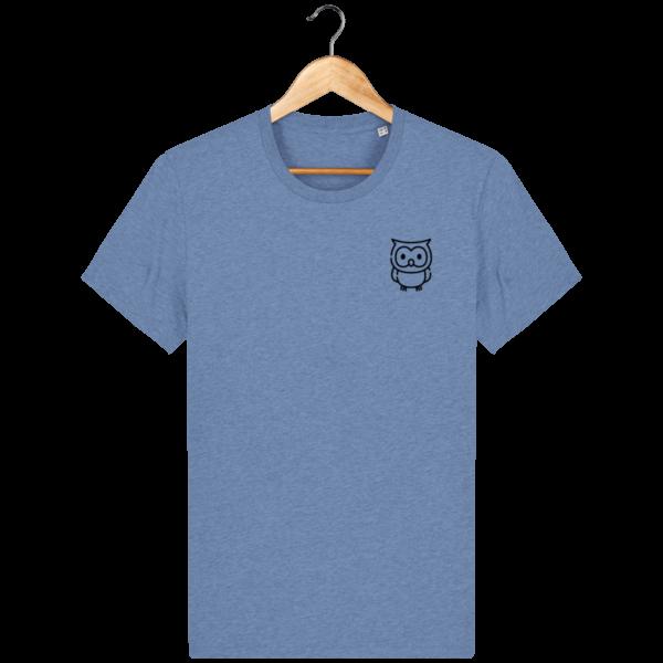 t-shirt-owl_mid-heather-blue_face