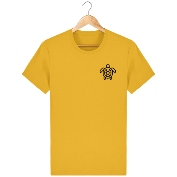 t-shirt-tortue-homme_spectra-yellow_face