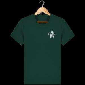 t-shirt-tortue-homme_glazed-green_face