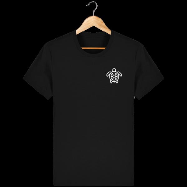 t-shirt-tortue-homme_black_face