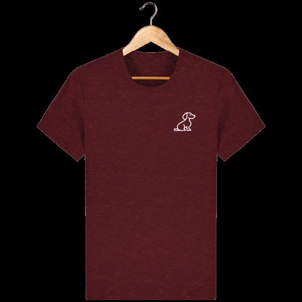 t-shirt-chien-homme_heather-neppy-burgundy_face