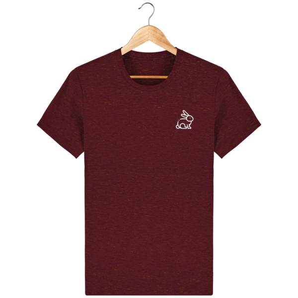 t-shirt-lapin-homme_heather-neppy-burgundy_face