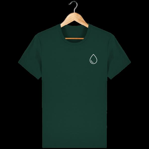 t-shirt-eau-homme_glazed-green_face