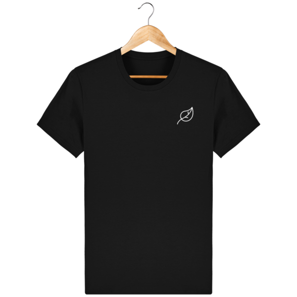 t-shirt-feuille-homme_black_face