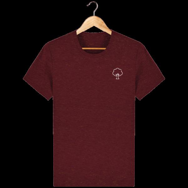 t-shirt-arbre-homme_heather-neppy-burgundy_face