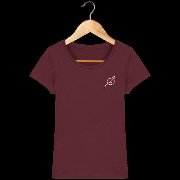 t-shirt-feuille-femme_burgundy_face