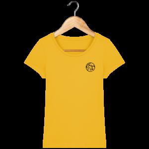 T-shirt bio femme terre
