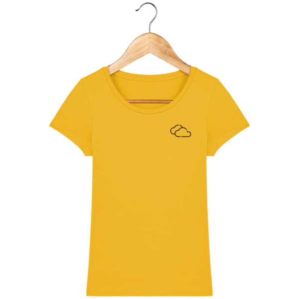 t-shirt-nuage-femme_spectra-yellow_face