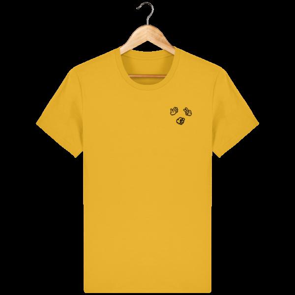 t-shirt-shifumi-homme_spectra-yellow_face